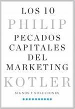 Portada del libro Los 10 pecados capitales del marketing