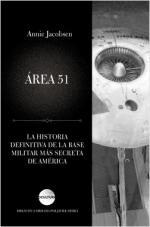 Portada del libro Área 51