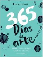 Portada del libro 365 días para liberar tu creatividad