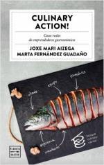 Portada del libro Culinary Actions!