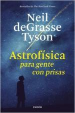 Portada del libro Astrofísica para gente con prisas