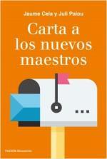 Portada del libro Carta a los nuevos maestros
