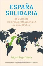 Portada del libro España solidaria
