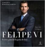 Portada del libro Felipe VI: un rey para la España de hoy