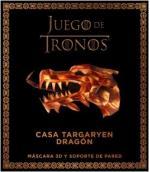 Portada del libro Juego de Tronos. Casa targaryen: dragón