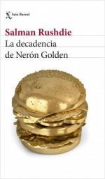 Portada del libro La decadencia de Nerón Golden