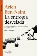 Portada del libro La entropía desvelada