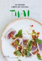 Portada del libro Mi primer libro de cocina thai