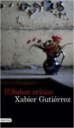 Portada del libro Sabor crítico