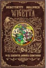 Portada del libro Wigetta y el cuento jamás contado