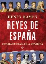 Portada del libro Reyes de España