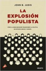Portada del libro La explosión populista