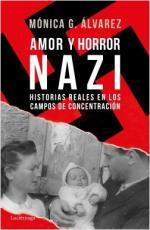 Portada del libro Amor y horror nazi