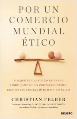 Portada del libro Por un comercio mundial ético