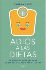 Portada del libro Adiós a las dietas