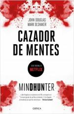 Portada del libro Mindhunter / Cazador de mentes