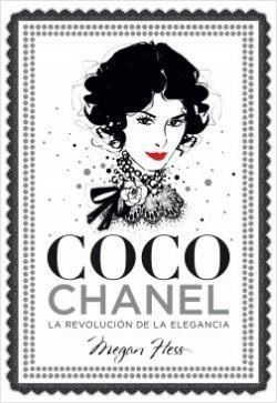 Portada del libro Coco Chanel. La revolución de la elegancia