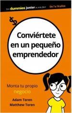 Portada del libro Conviértete en un pequeño emprendedor