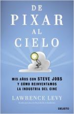 Portada del libro De Pixar al cielo