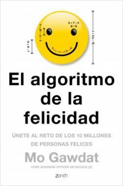 Portada del libro El algoritmo de la felicidad