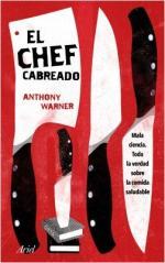 Portada del libro El Chef Cabreado