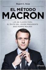Portada del libro El método Macron