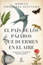 Portada del libro El país de los pájaros que duermen en el aire