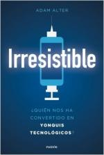 Portada del libro Irresistible