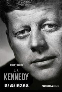 Portada del libro J.F. Kennedy