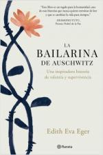 Portada del libro La bailarina de Auschwitz