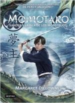 Portada del libro Momotaro. Xander y la isla de los monstruos