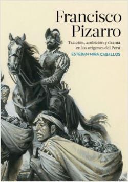 Portada del libro Francisco Pizarro