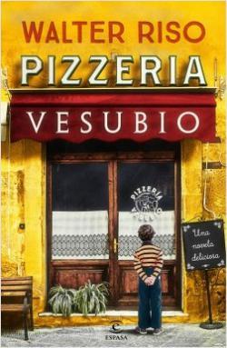 Portada del libro Pizzería Vesubio