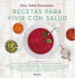 Portada del libro Recetas para vivir con salud