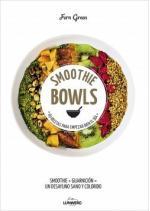 Portada del libro Smoothie Bowls