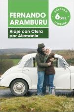 Portada del libro Viaje con Clara por Alemania
