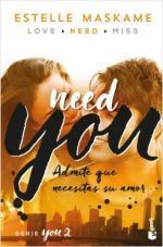 Portada del libro You 2. Need You