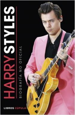 Portada del libro Harry Styles