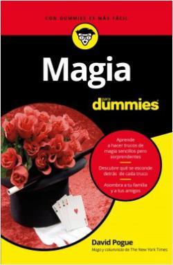 Portada del libro Magia para Dummies