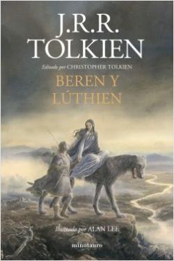 Portada del libro Beren y Lúthien