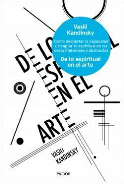 Portada del libro De lo espiritual en al arte