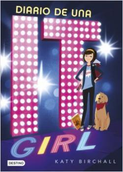 Portada del libro Diario de una It Girl