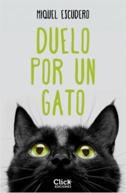 Portada del libro Duelo por un gato