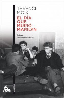 Portada del libro El día que murió Marilyn