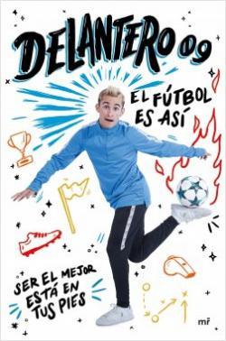Portada del libro El fútbol es así