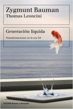 Portada del libro Generación líquida