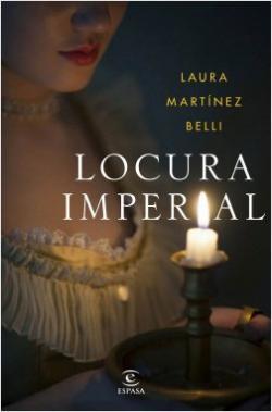 Portada del libro Locura imperial