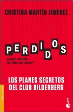 Portada del libro Perdidos. Los planes secretos del Club Bilderberg