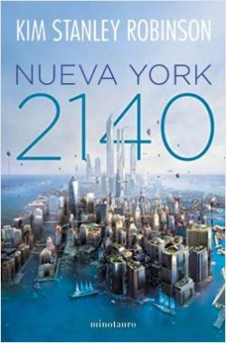 Portada del libro Nueva York 2140