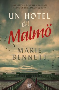 Portada del libro En un hotel de Malmö